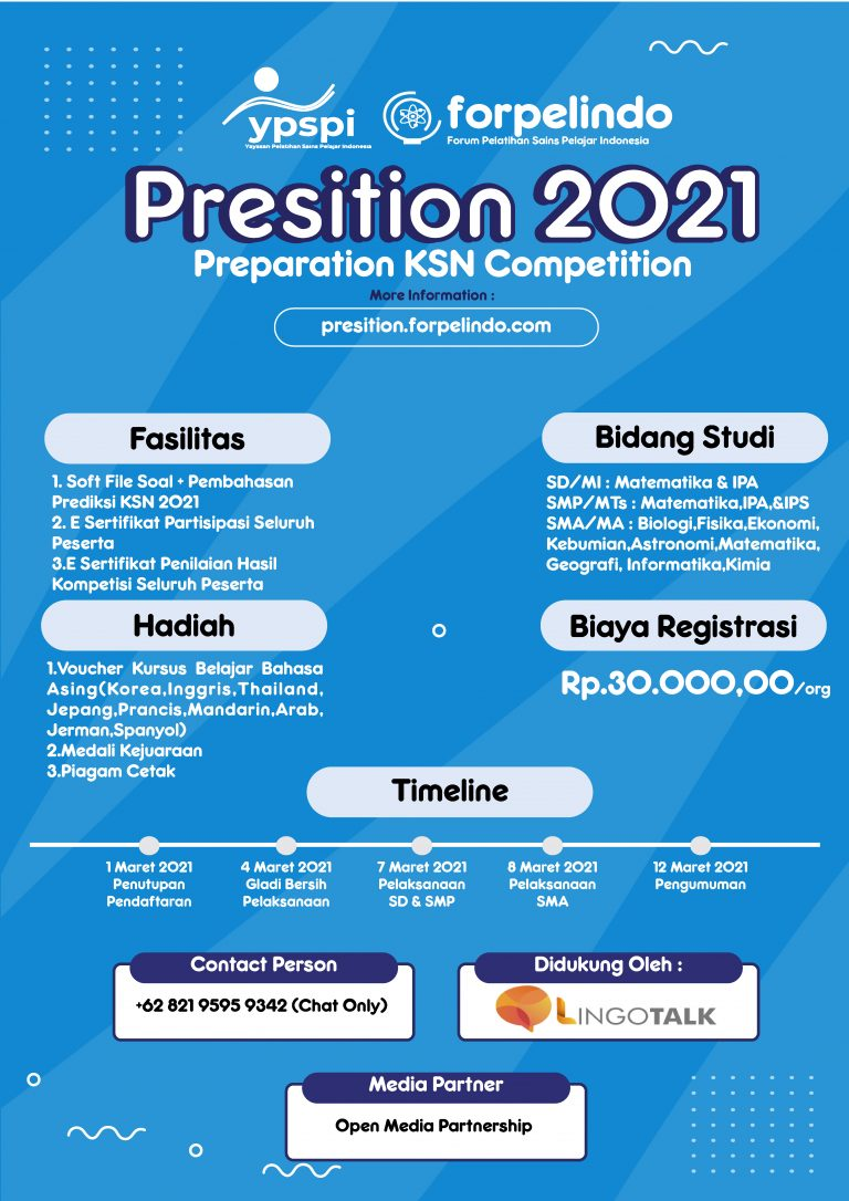 Presition 2021